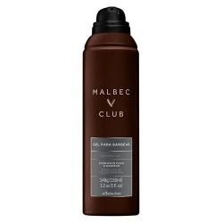 Malbec Club Gel Para Barba, 150 ml