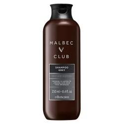 Malbec Club Champú Grey, 250 ml
